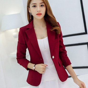 40 Womens red blazer jackets ideas 47