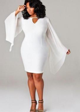 40 all white club dresses ideas 17