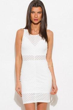 40 all white club dresses ideas 29
