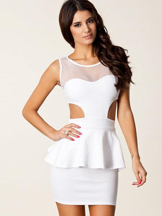 40 all white club dresses ideas 32