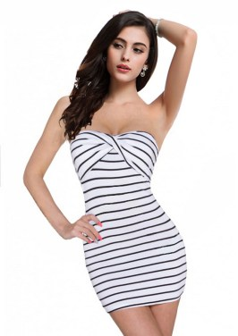 40 all white club dresses ideas 37