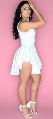 40 all white club dresses ideas 41