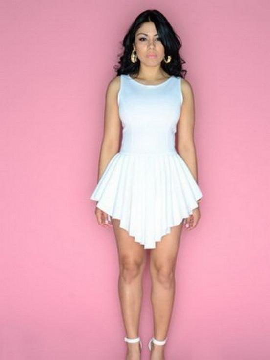 40 all white club dresses ideas 5