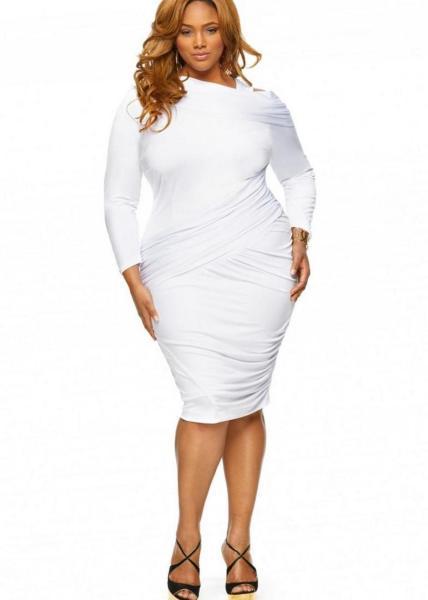 40 all white club dresses ideas 9