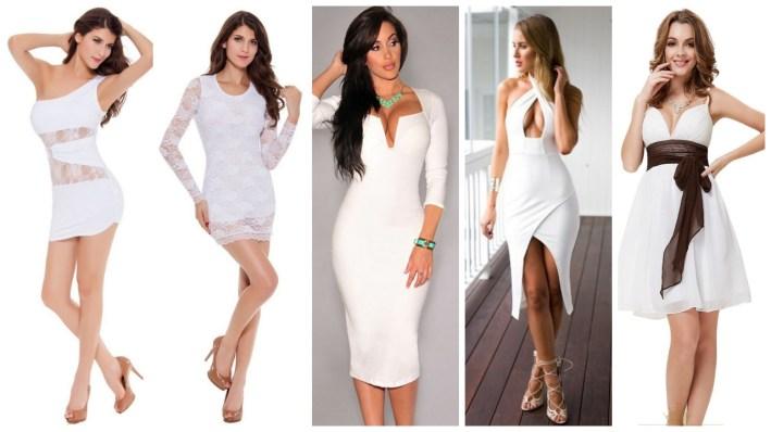40 all white club dresses ideas