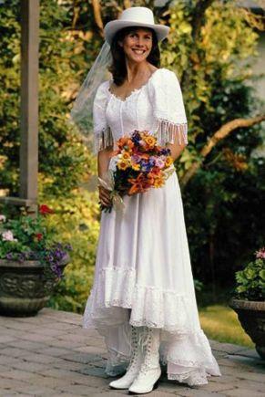 40 wedding dresses country theme ideas 11