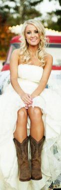 40 wedding dresses country theme ideas 14