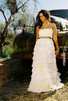 40 wedding dresses country theme ideas 23