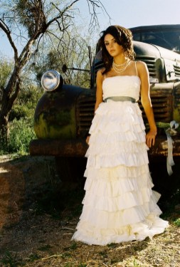 40 wedding dresses country theme ideas 23