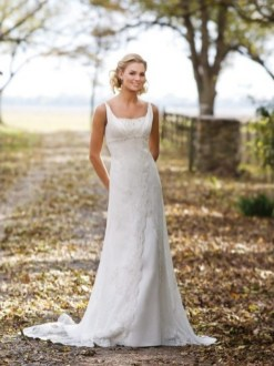 40 wedding dresses country theme ideas 28