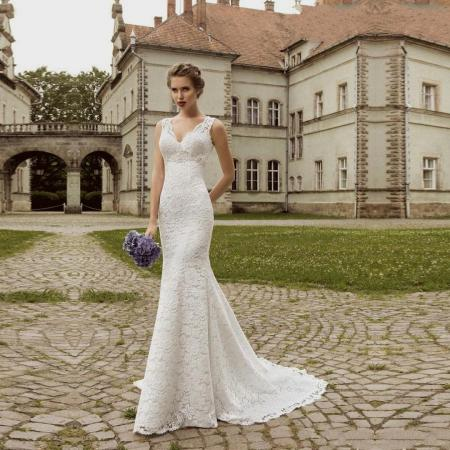 40 wedding dresses country theme ideas 31