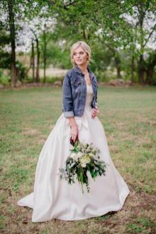 40 wedding dresses country theme ideas 35