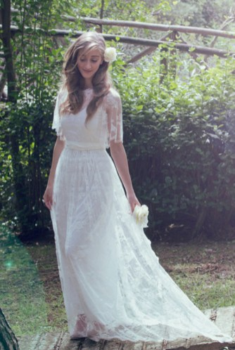 40 wedding dresses country theme ideas 44