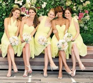 50 Amazing bridesmaid dresses for a country wedding 25