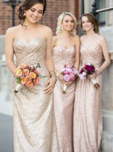 50 Amazing bridesmaid dresses for a country wedding 30