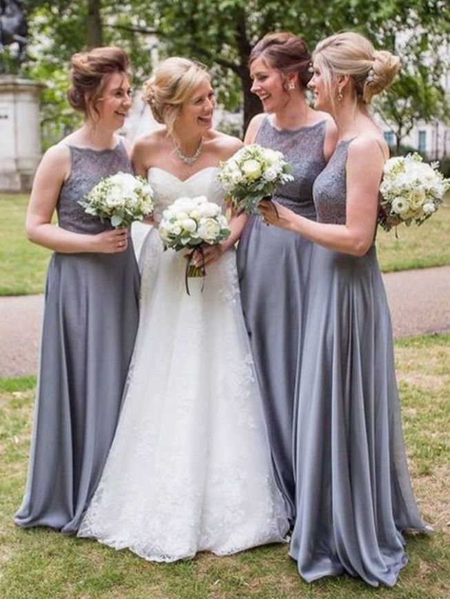 50 Amazing bridesmaid dresses for a country wedding 34