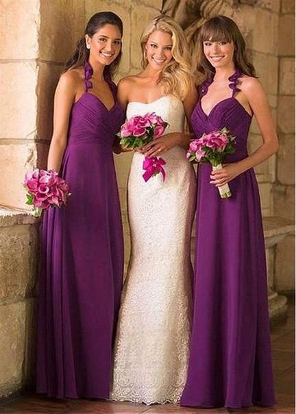 50 Amazing bridesmaid dresses for a country wedding 47