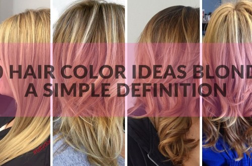 50 Hair Color ideas Blonde A Simple Definition