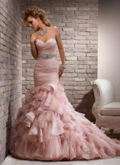 50 best pink wedding clothes ideas 30