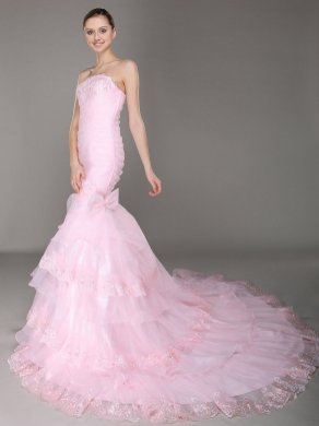 50 best pink wedding clothes ideas 48
