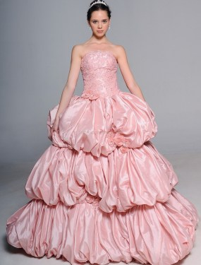 50 best pink wedding clothes ideas 49