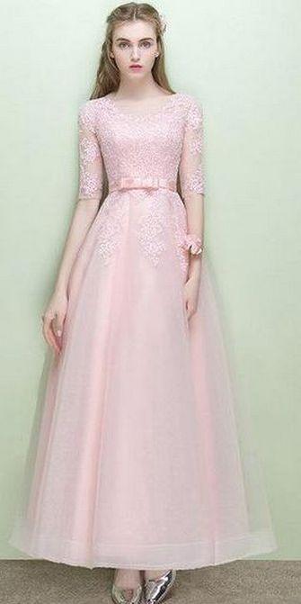 50 best pink wedding clothes ideas 6