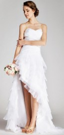 50 simple and sexy wedding dresses for the beach 23