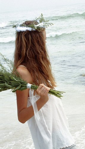 50 simple and sexy wedding dresses for the beach 24