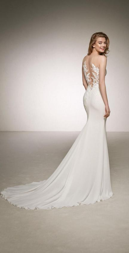 50 simple and sexy wedding dresses for the beach 29