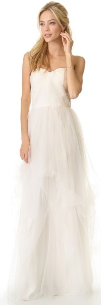 50 simple and sexy wedding dresses for the beach 34