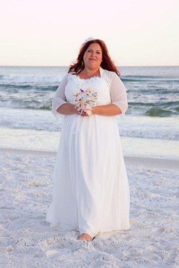 50 simple and sexy wedding dresses for the beach 46