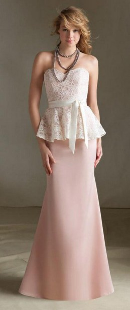 60 Trends About Simple Sweet Heart Mermaid Sexy Long Bridesmaid Dress 18