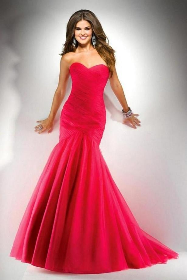 60 Trends About Simple Sweet Heart Mermaid Sexy Long Bridesmaid Dress 39