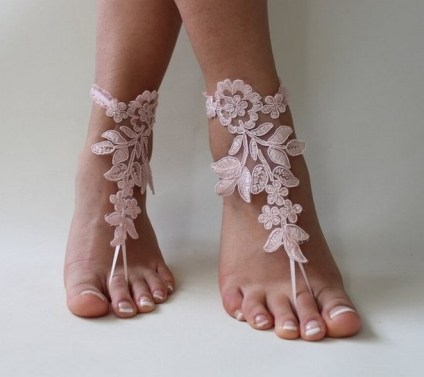 Beach Wedding Shoes and Sandals ideas 3