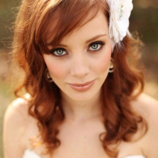 Bridal Makeup When Wedding in the Daytime 19