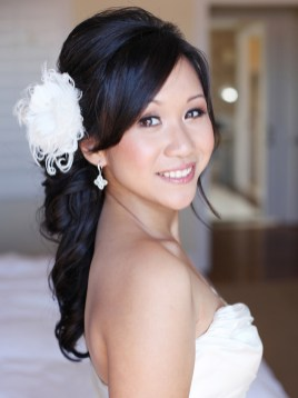 Bridal Makeup When Wedding in the Daytime 20