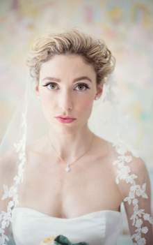Bridal Makeup When Wedding in the Daytime 3