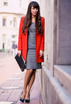 Business Winter Work Outfits for Women ideas 3