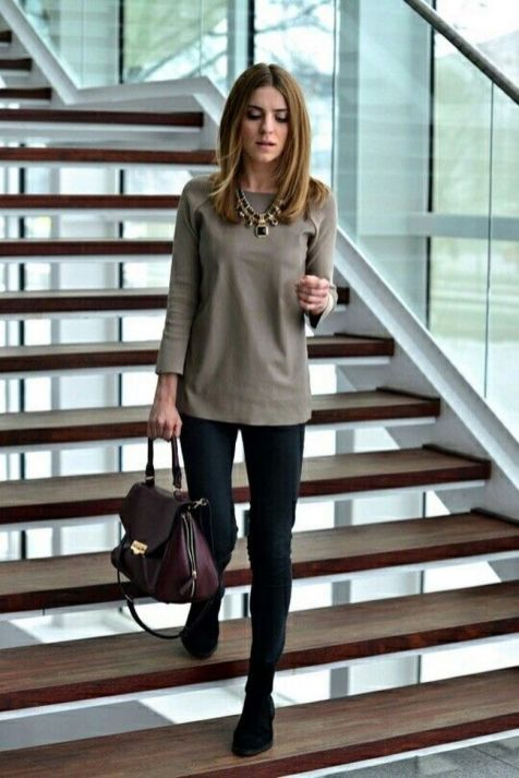 Business Winter Work Outfits for Women ideas 39