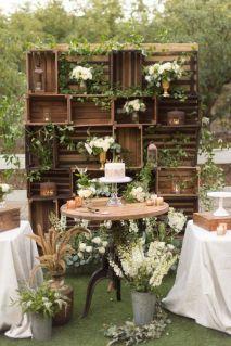 Creative And Fun Wedding day Reception Backdrops You Like Ideas 35
