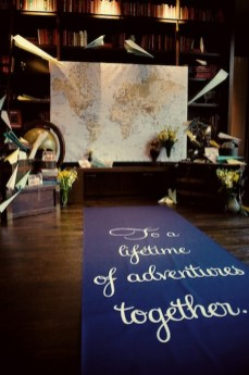 Creative And Fun Wedding day Reception Backdrops You Like Ideas 6