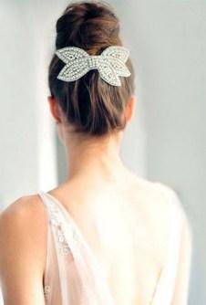 Easy DIY Wedding Day Hair Ideas 22