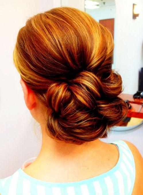 Easy DIY Wedding Day Hair Ideas 39
