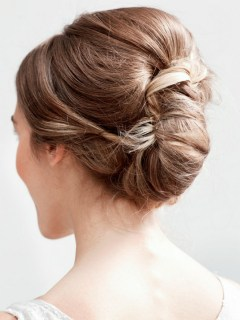 Easy DIY Wedding Day Hair Ideas 43