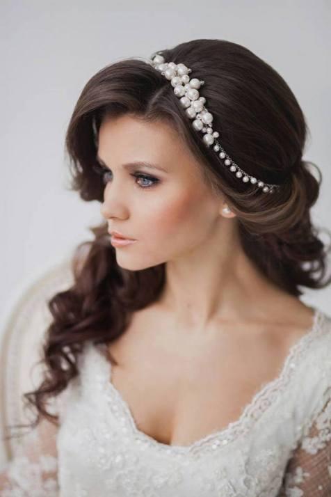 Easy DIY Wedding Day Hair Ideas 54