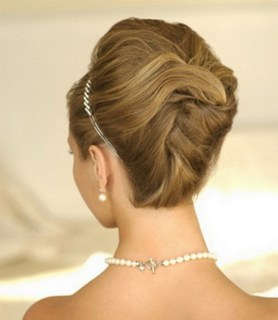 Easy DIY Wedding Day Hair Ideas 9