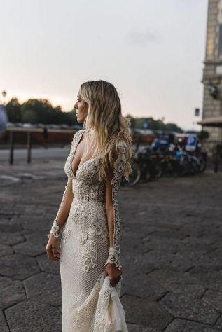 Embellished Wedding Gowns Ideas 18