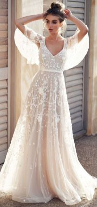 Embellished Wedding Gowns Ideas 20