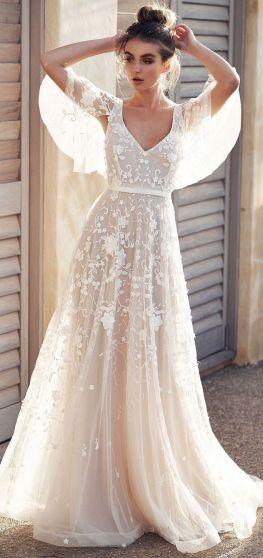 Embellished Wedding Gowns Ideas 20