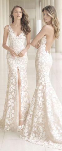 Embellished Wedding Gowns Ideas 22